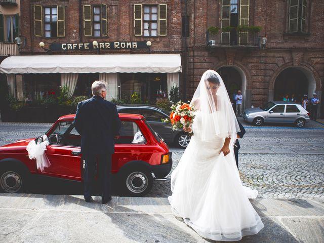 Il matrimonio di Michele e Laura a Novello, Cuneo 18