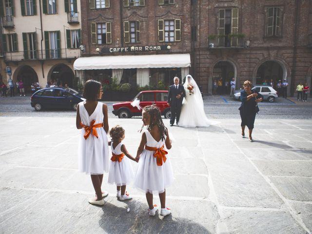 Il matrimonio di Michele e Laura a Novello, Cuneo 20