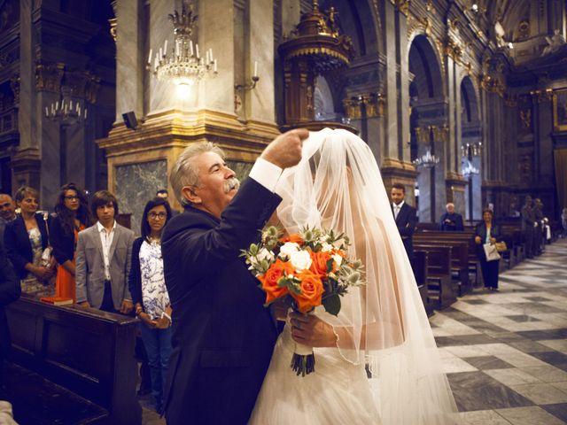 Il matrimonio di Michele e Laura a Novello, Cuneo 24
