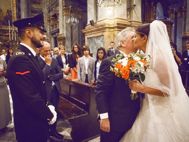 Il matrimonio di Michele e Laura a Novello, Cuneo 25
