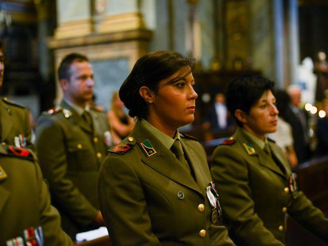 Il matrimonio di Michele e Laura a Novello, Cuneo 28