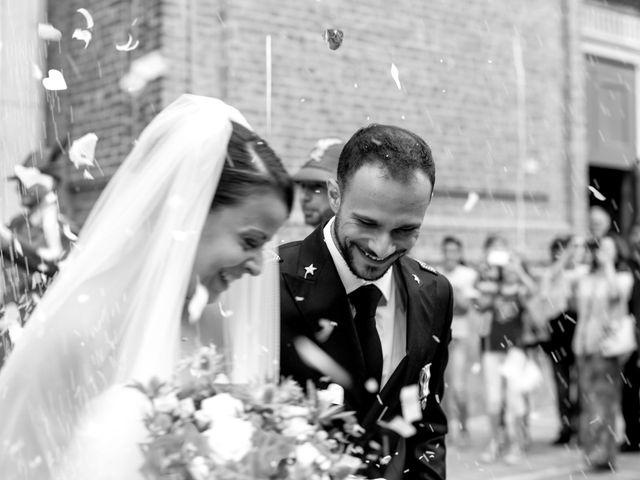 Il matrimonio di Michele e Laura a Novello, Cuneo 34