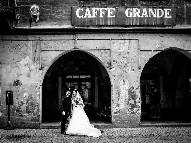 Il matrimonio di Michele e Laura a Novello, Cuneo 36