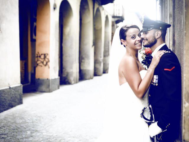 Il matrimonio di Michele e Laura a Novello, Cuneo 37