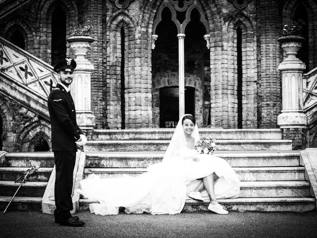 Il matrimonio di Michele e Laura a Novello, Cuneo 48
