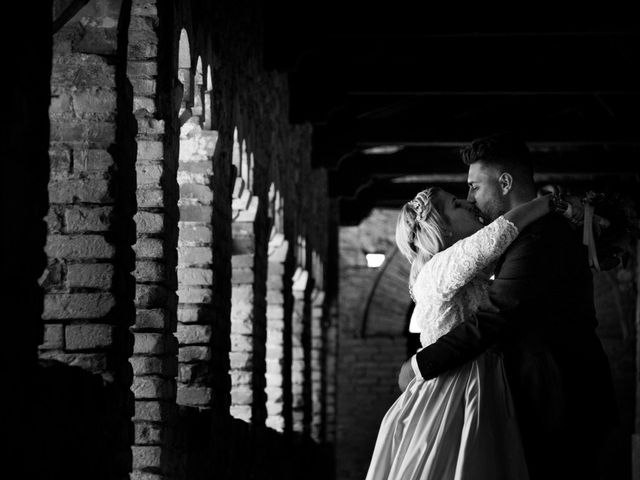 le nozze di Elena e Rocco