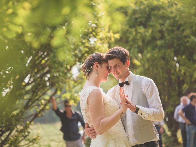 le nozze di Samanta e Marco