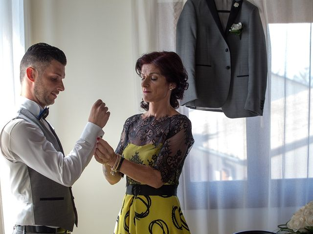 Il matrimonio di Manuel e Eleonora a Cerea, Verona 14