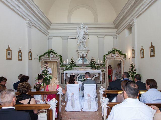 Il matrimonio di Manuel e Eleonora a Cerea, Verona 28