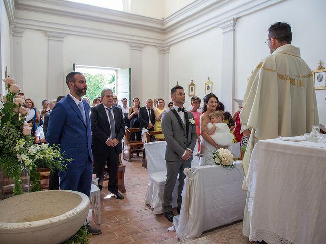 Il matrimonio di Manuel e Eleonora a Cerea, Verona 29