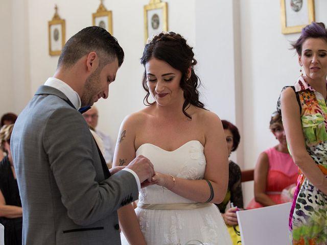 Il matrimonio di Manuel e Eleonora a Cerea, Verona 1