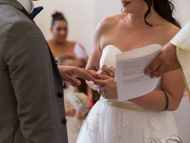 Il matrimonio di Manuel e Eleonora a Cerea, Verona 33