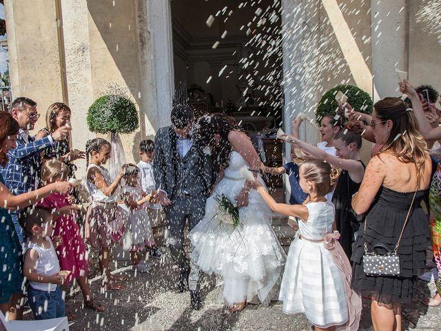 Il matrimonio di Manuel e Eleonora a Cerea, Verona 37