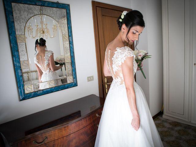 Il matrimonio di Andrea e Alessandra a Lecce, Lecce 13