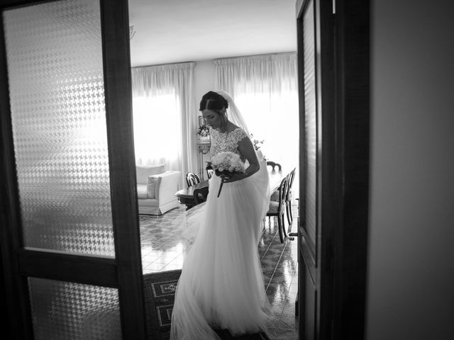Il matrimonio di Andrea e Alessandra a Lecce, Lecce 14