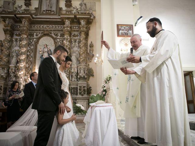 Il matrimonio di Andrea e Alessandra a Lecce, Lecce 17