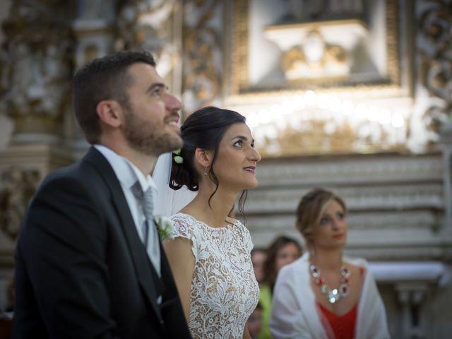 Il matrimonio di Andrea e Alessandra a Lecce, Lecce 20