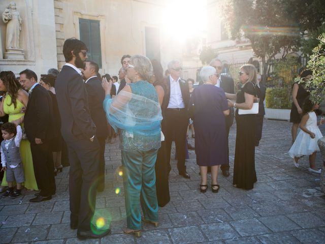 Il matrimonio di Andrea e Alessandra a Lecce, Lecce 23