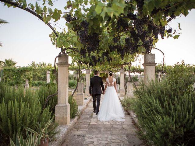Il matrimonio di Andrea e Alessandra a Lecce, Lecce 26