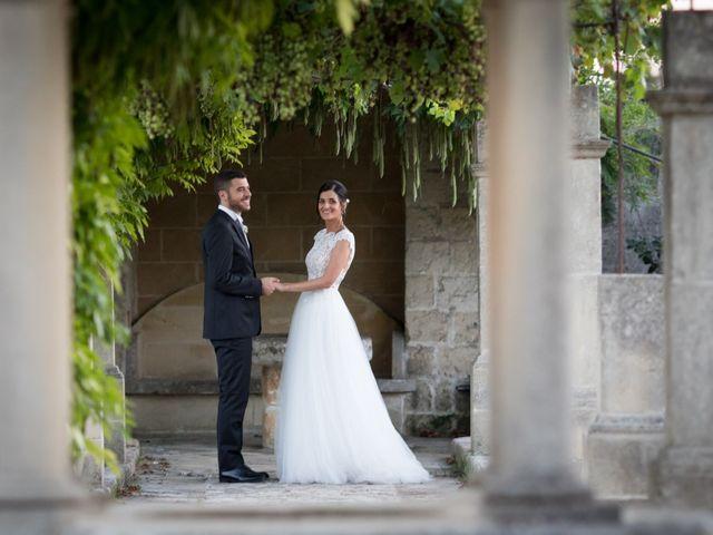 Il matrimonio di Andrea e Alessandra a Lecce, Lecce 28