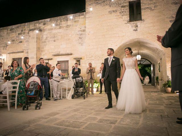Il matrimonio di Andrea e Alessandra a Lecce, Lecce 32