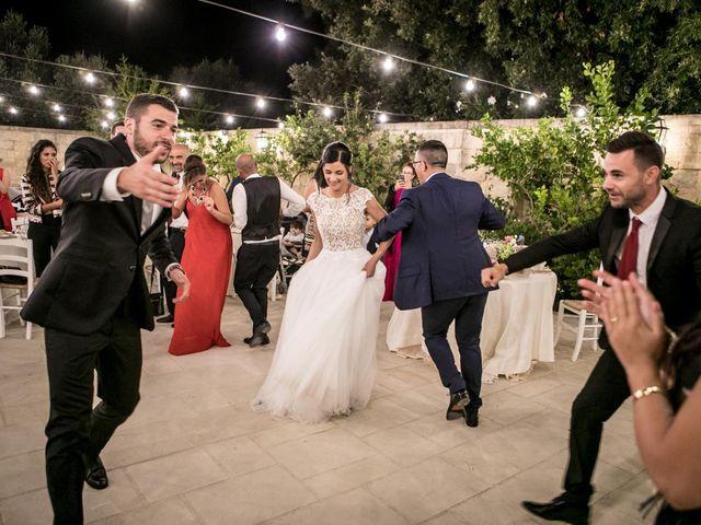Il matrimonio di Andrea e Alessandra a Lecce, Lecce 33