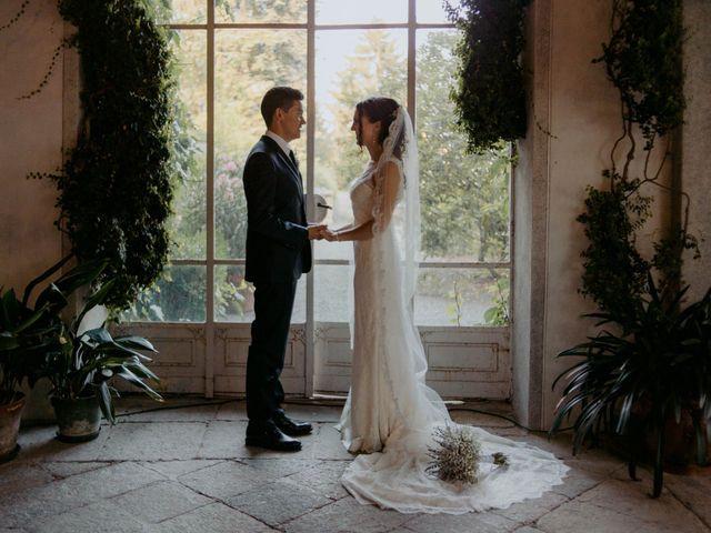 Le nozze di Eleonora e Jorge