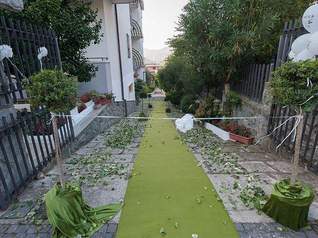 Il matrimonio di Francesco e Anna a Mercato San Severino, Salerno 11