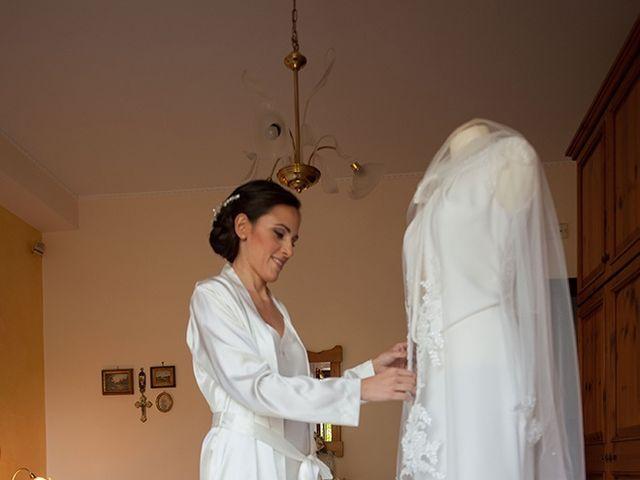 Il matrimonio di Francesco e Anna a Mercato San Severino, Salerno 16