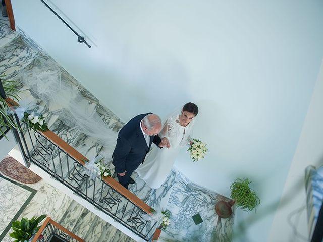 Il matrimonio di Francesco e Anna a Mercato San Severino, Salerno 23