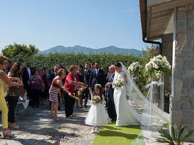 Il matrimonio di Francesco e Anna a Mercato San Severino, Salerno 24
