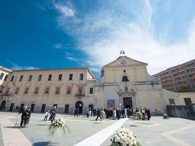 Il matrimonio di Francesco e Anna a Mercato San Severino, Salerno 26