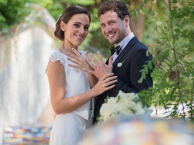 Il matrimonio di Francesco e Anna a Mercato San Severino, Salerno 30