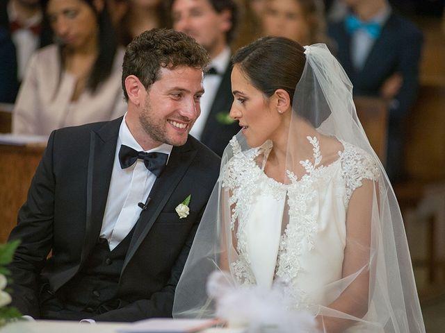 Il matrimonio di Francesco e Anna a Mercato San Severino, Salerno 31