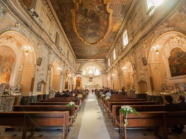 Il matrimonio di Francesco e Anna a Mercato San Severino, Salerno 35