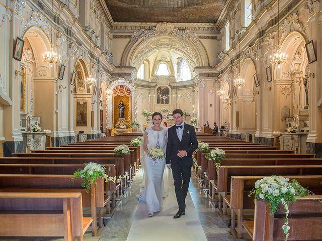 Il matrimonio di Francesco e Anna a Mercato San Severino, Salerno 38