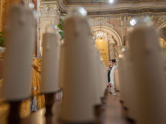 Il matrimonio di Francesco e Anna a Mercato San Severino, Salerno 40