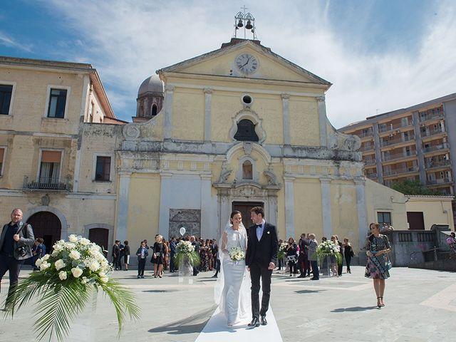 Il matrimonio di Francesco e Anna a Mercato San Severino, Salerno 45