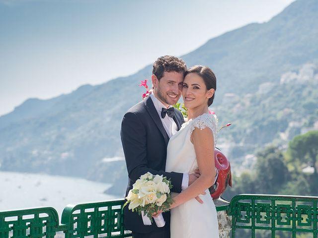 Il matrimonio di Francesco e Anna a Mercato San Severino, Salerno 46