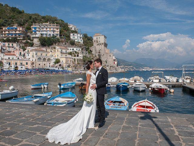 Il matrimonio di Francesco e Anna a Mercato San Severino, Salerno 47