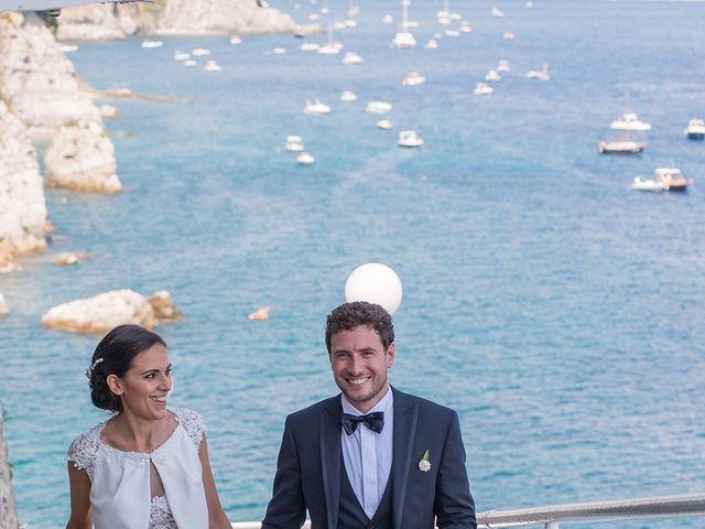 Il matrimonio di Francesco e Anna a Mercato San Severino, Salerno 50