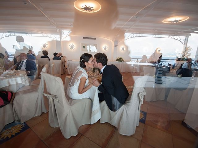 Il matrimonio di Francesco e Anna a Mercato San Severino, Salerno 53