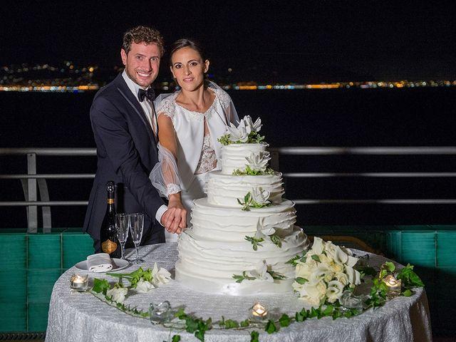 Il matrimonio di Francesco e Anna a Mercato San Severino, Salerno 59