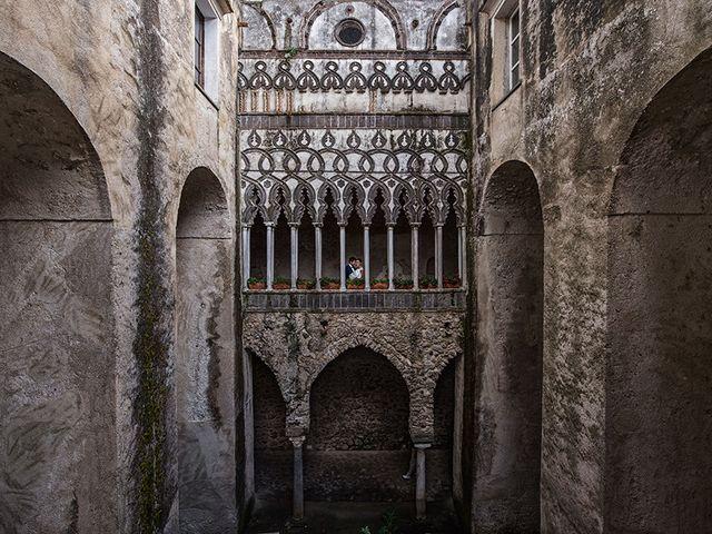 Il matrimonio di Francesco e Anna a Mercato San Severino, Salerno 62