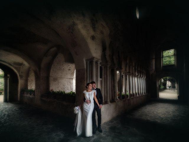 Il matrimonio di Francesco e Anna a Mercato San Severino, Salerno 64