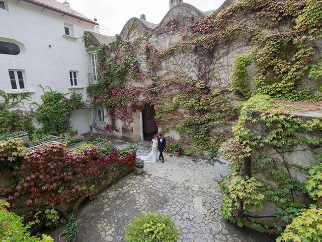 Il matrimonio di Francesco e Anna a Mercato San Severino, Salerno 65