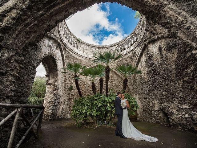Il matrimonio di Francesco e Anna a Mercato San Severino, Salerno 67