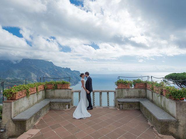 Il matrimonio di Francesco e Anna a Mercato San Severino, Salerno 68