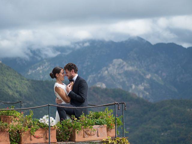 Il matrimonio di Francesco e Anna a Mercato San Severino, Salerno 70