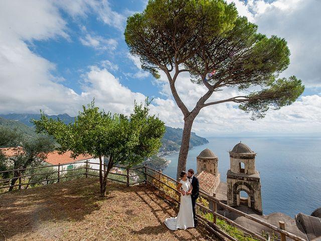 Il matrimonio di Francesco e Anna a Mercato San Severino, Salerno 72